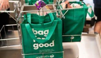 Australia reduce el uso de bolsas de plástico en un 80% en sólo 3 meses