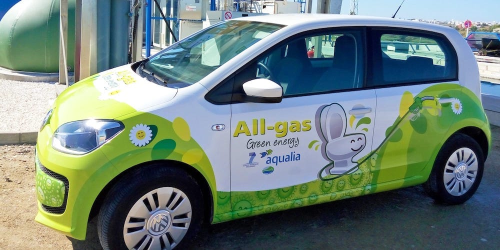 All-gas-coche