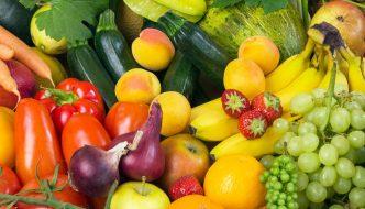 8 frutas y verduras que puedes comer enteras