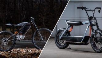 Harley Davidson presenta prototipos de scooter y moto eléctrica