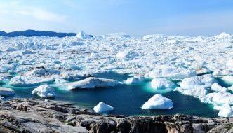 El calentamiento global ha destruido ya hielo del Ártico de 40.000 años