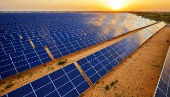 La energía solar que generaría el 1,2 % del Sahara podría abastecer a todo el mundo