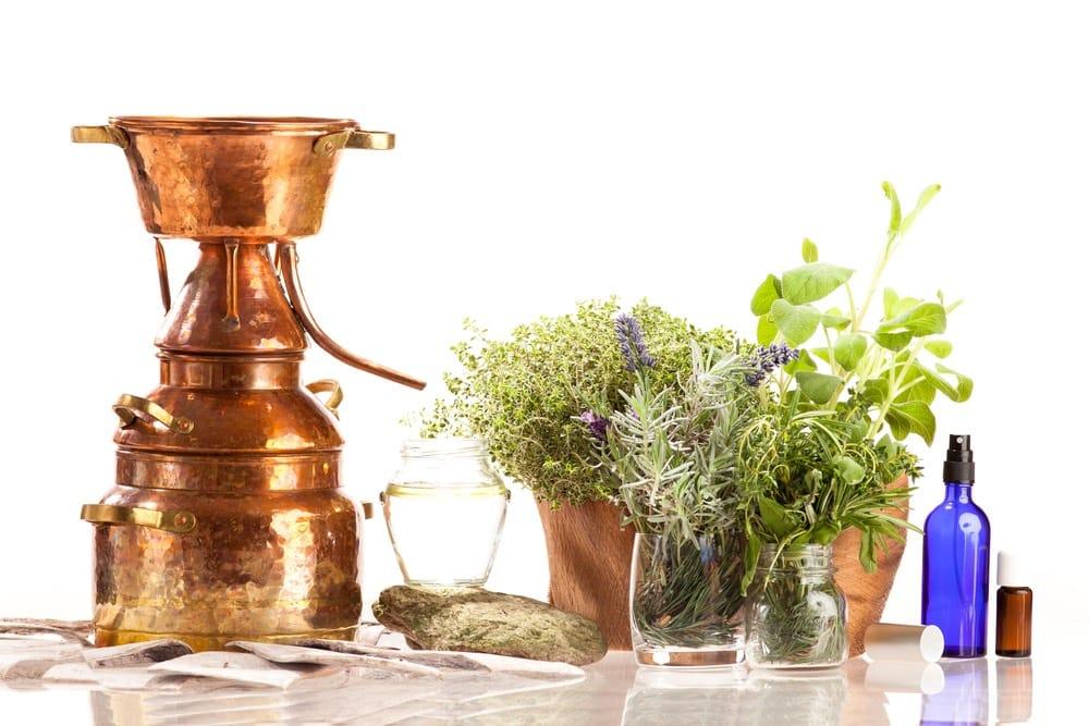Destilador-aceites-esenciales
