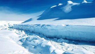 La Antártida se hace pedazos: en peligro el desprendimiento de un iceberg de 1.700 km2