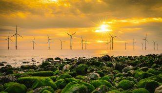 En el Reino Unido la energía eólica marina produce más energía que la nuclear