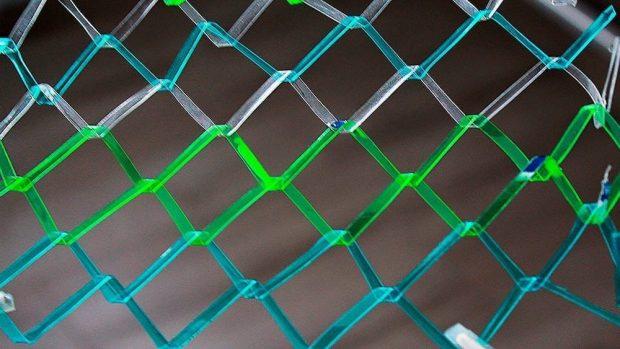 Cómo hacer una red con botellas de plástico
