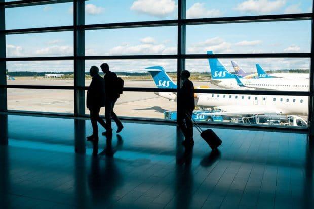 Aeropuerto Estocolmo Flygskam
