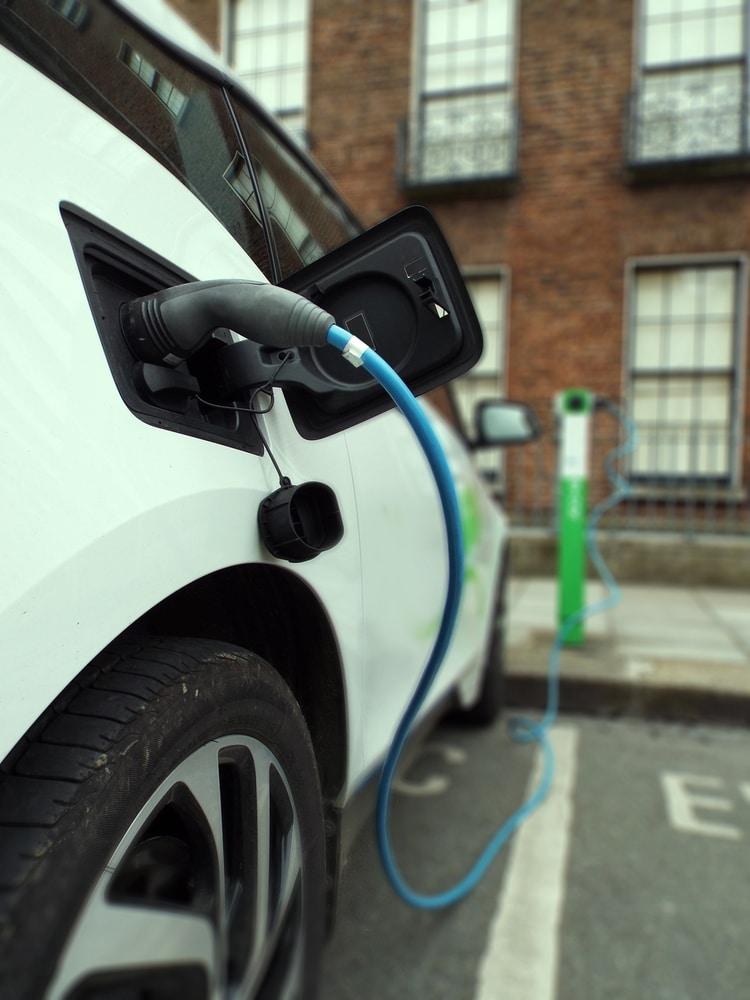 Carga coche eléctrico Dublin