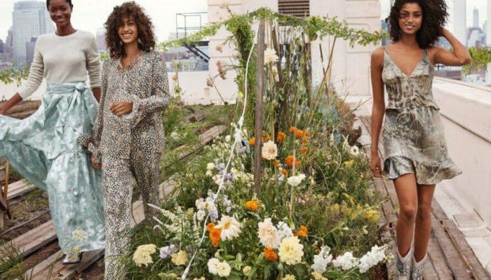 H&M lanza una línea de moda sostenible a base de restos de frutas y algas