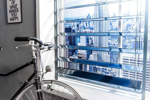 SolarGaps lanza unas persianas inteligentes que generan energía como para reducir la factura de la luz un 70%