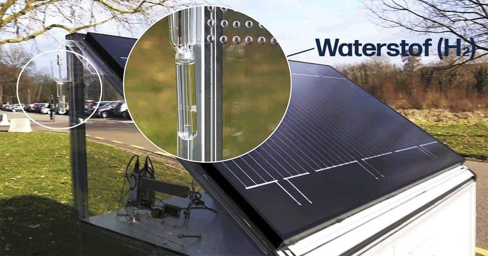 Belgica-hidrogeno-solar-maquina