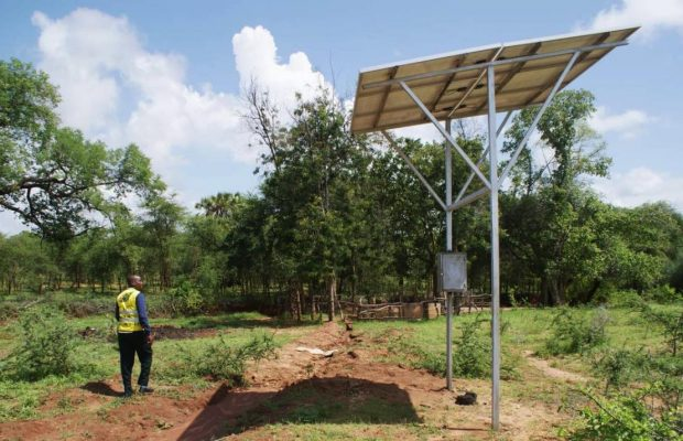 Bombeo solar Kenya