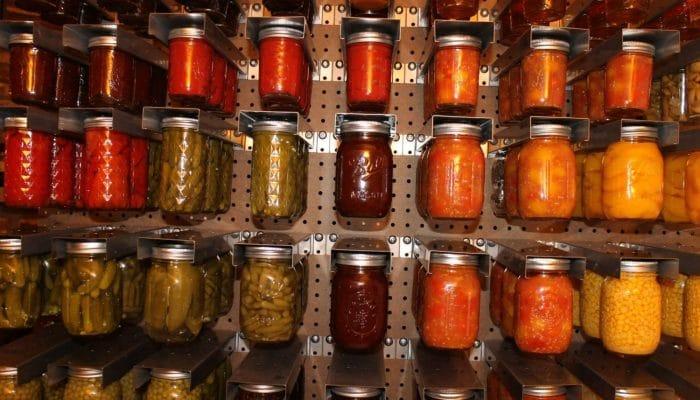 Genial idea de Mason Jar para almacenar y conservar alimentos