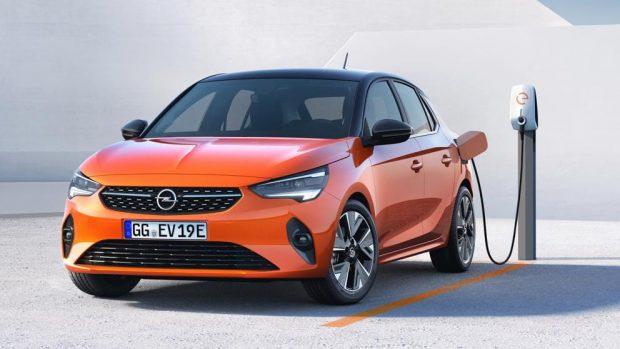 Nuevo Corsa-e cero emisiones, hasta 330 kilómetros de autonomía