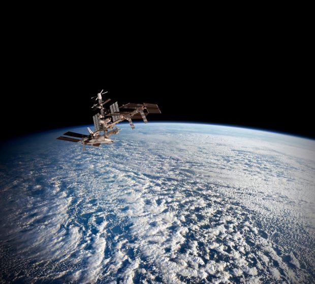 Satellite planet Earth ocean international meteorology