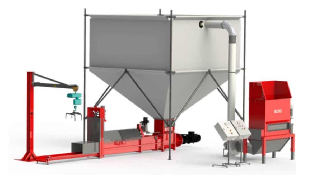 Ventajas de las prensas para compactación de residuos