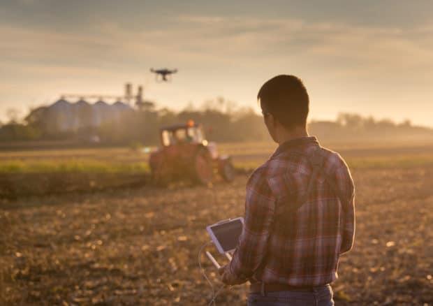 Tecnología en la agricultura