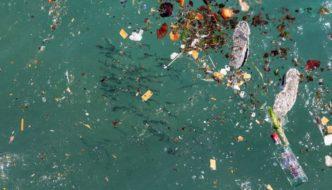 Cada año 570.000 toneladas de plástico terminan en el Mar Mediterráneo
