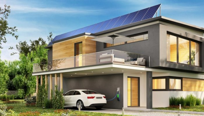 Los coches eléctricos reducen los tiempos de amortización de los tejados solares