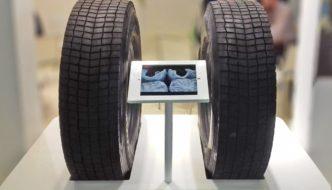 Gomma a Gomma, un proyecto italiano que hace renacer a los neumáticos usados de sus cenizas