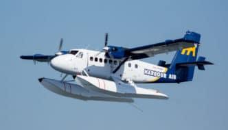 La primera aerolínea 100% eléctrica podría volar con viejos hidroaviones reconvertidos