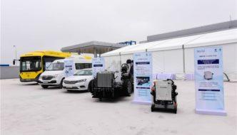 Inaugurada la estación de hidrógeno más grande del mundo con capacidad hasta 500 coches