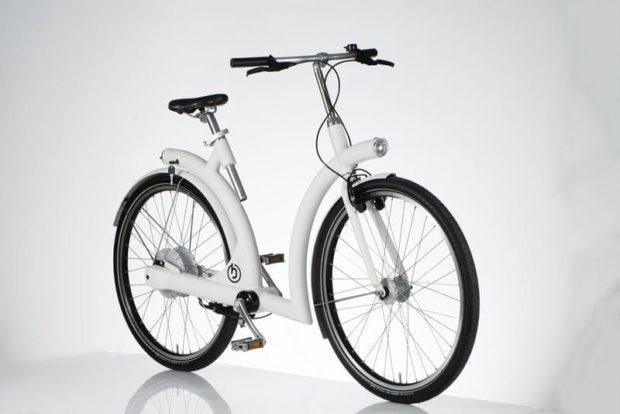 Byar Volta, la bici eléctrica sin cadena que nunca necesitarás cargar