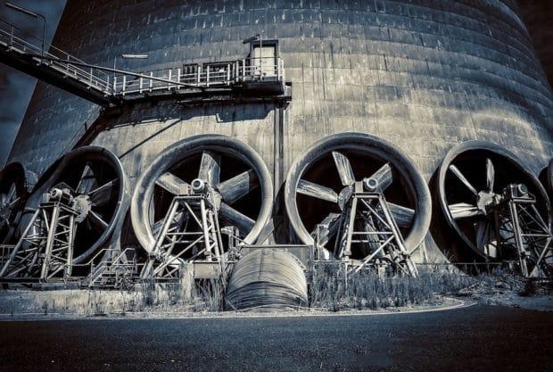 Cuatro ventajas de comprar maquinaria industrial de segunda mano