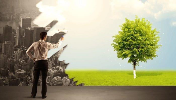 Retos medioambientales de las ciudades del futuro