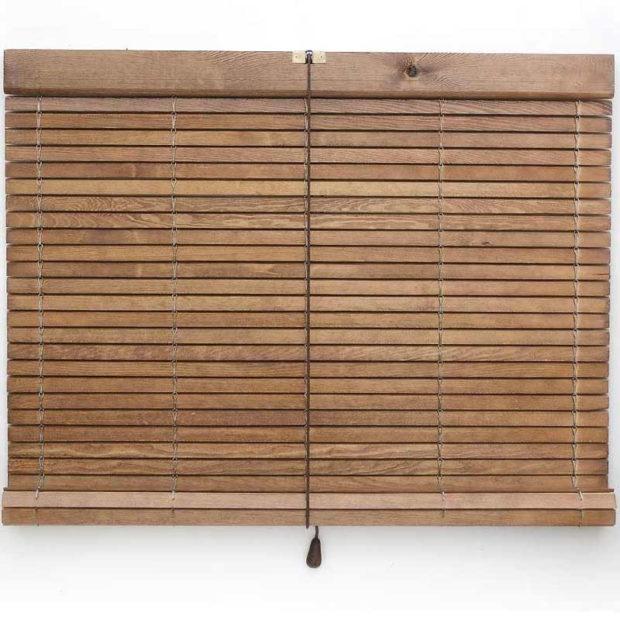 Persiana alicantina madera