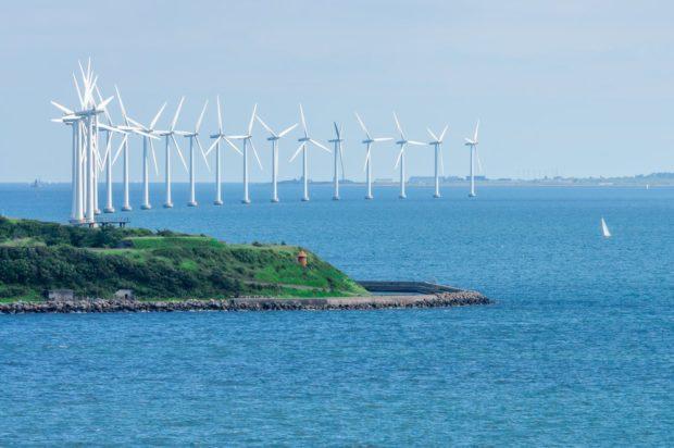 Copenhague-Turbinas-eólicas