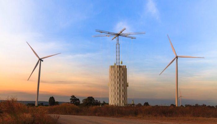 El mayor inversor tecnológico del mundo apuesta 110 millones de dólares al almacenamiento de energía con hormigón