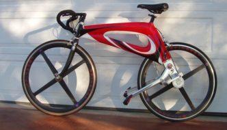 NuBike, la bicicleta con palancas de tracción en lugar de cadena