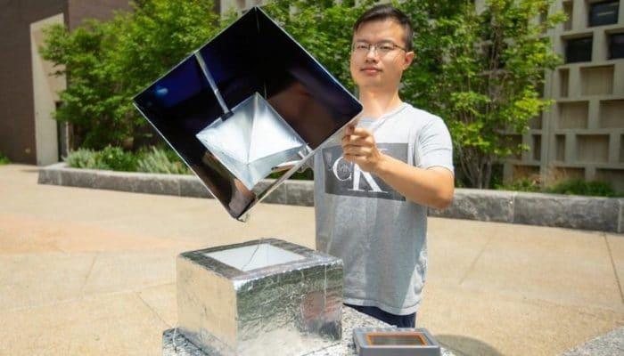 Sistema de refrigeración pasiva sin electricidad, con materiales de bajo coste, capaz de enfriar nuestras casas gratis