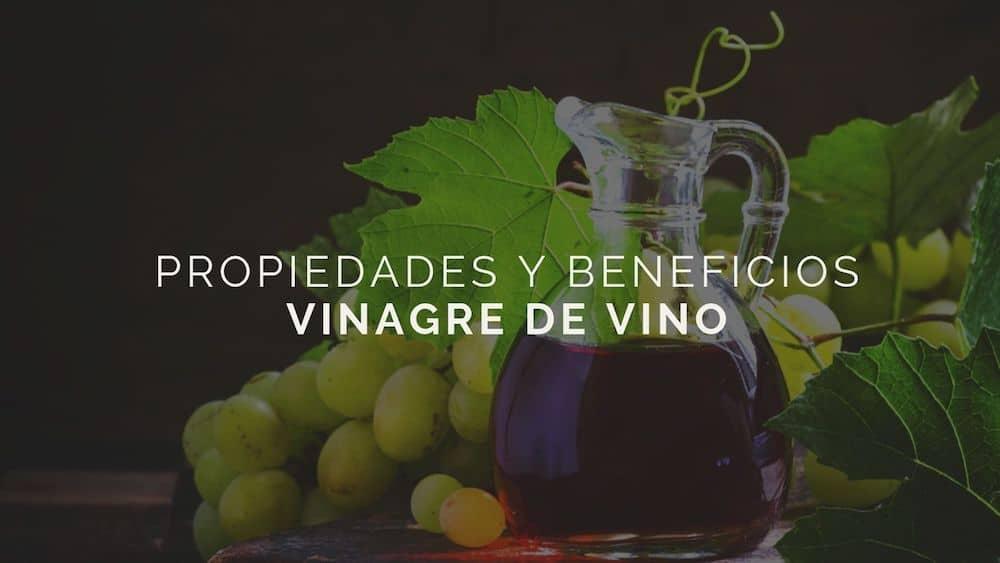 Propiedades, beneficios y usos del vinagre de vino