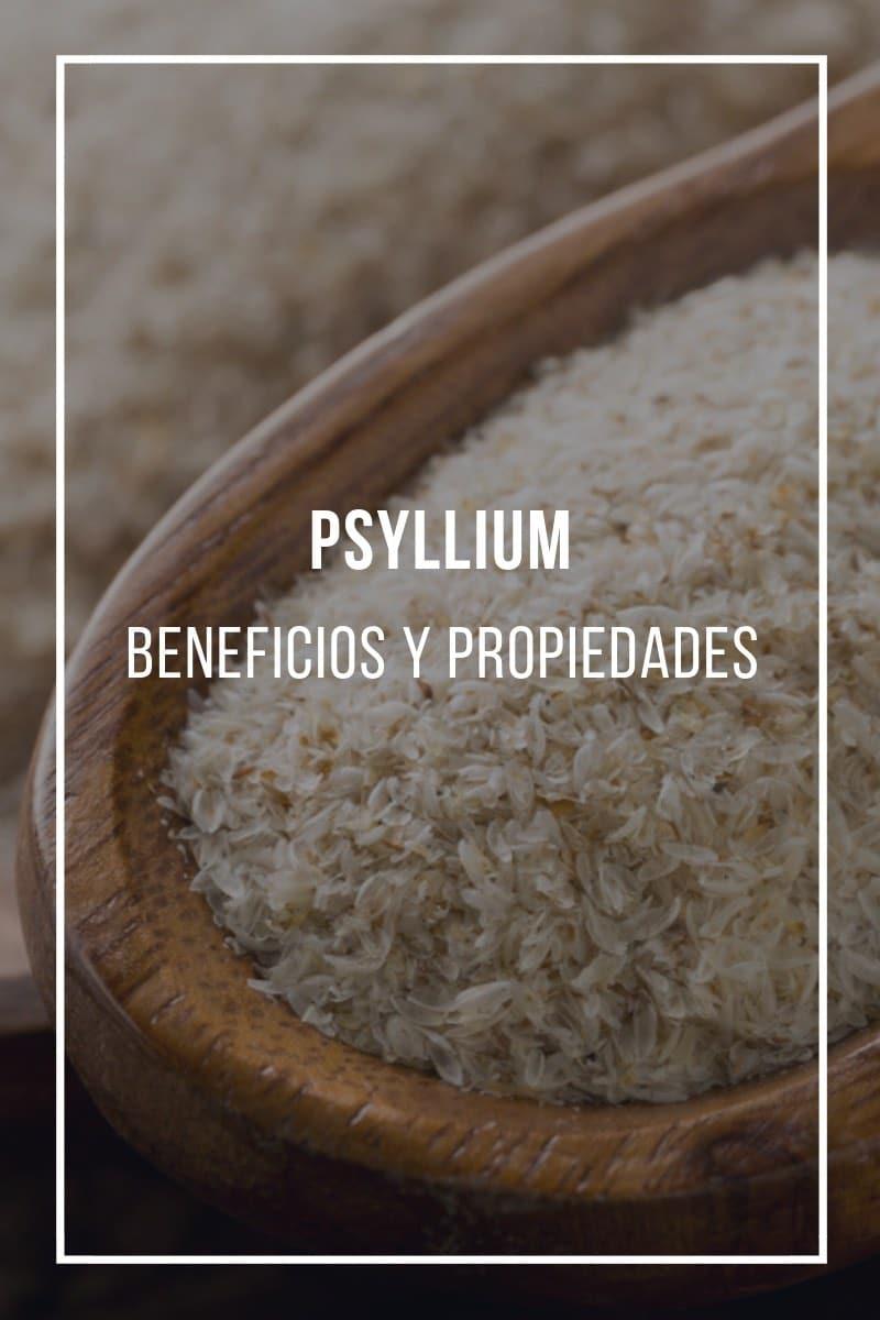 Propiedades, beneficios y usos del Psyllium