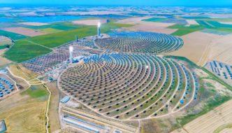 Planta Solar Sevilla