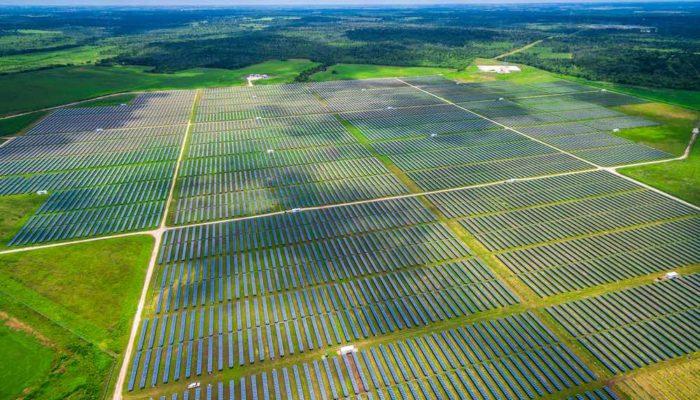 Planta solar Texas