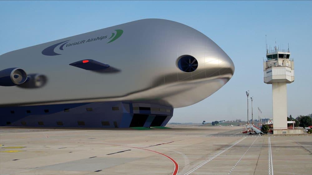 Varialift-airships
