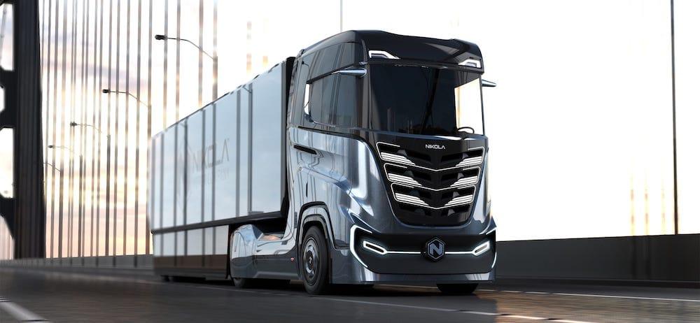 Nikola-motors-camion