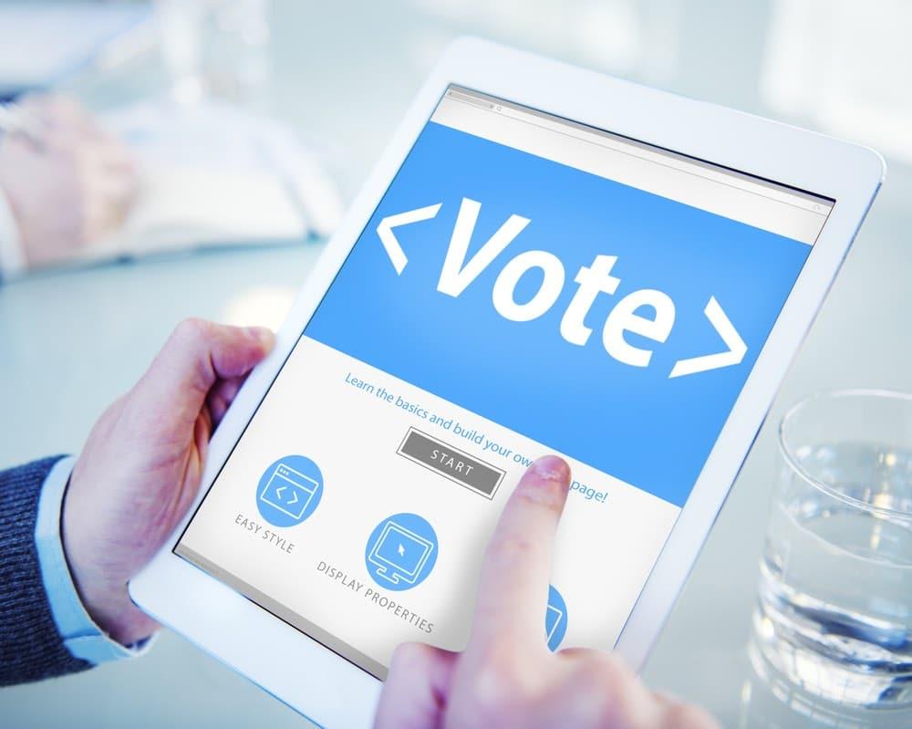 Scytl voto electrónico
