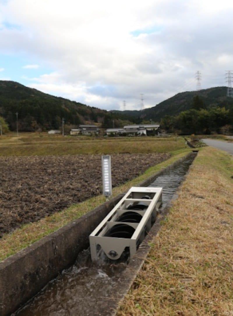Generador móvil de energía hidráulica ultrapequeño, tienes agua tienes energía
