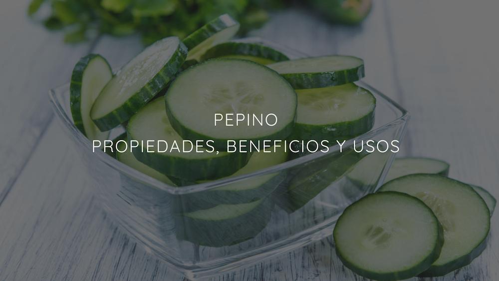 Pepino-beneficios
