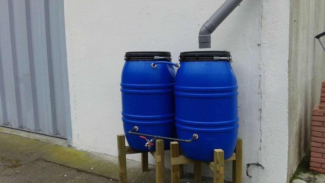 Sistema-agua-lluvia-bidones