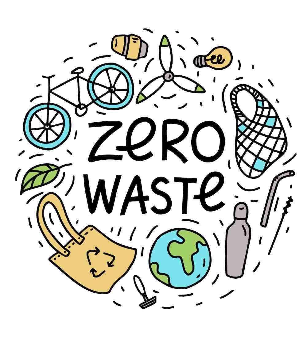 Guía a una vida residuo cero para principiantes, zero waste