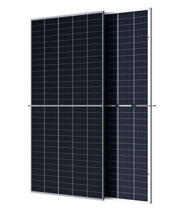 Trina Solar lidera la nueva era del rendimiento con las placas solares Vertex 500W+