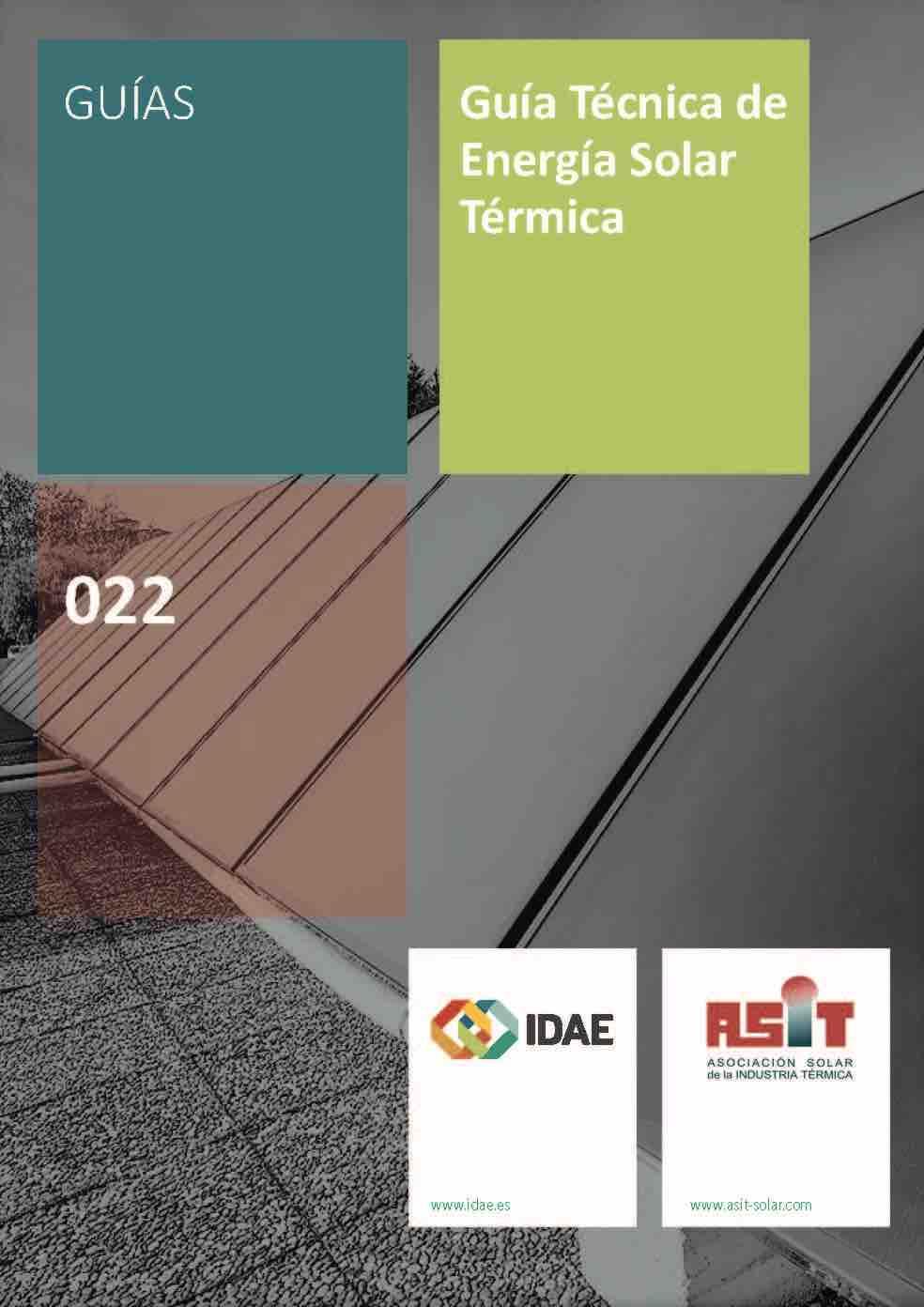 Guía Técnica de Energía Solar Térmica
