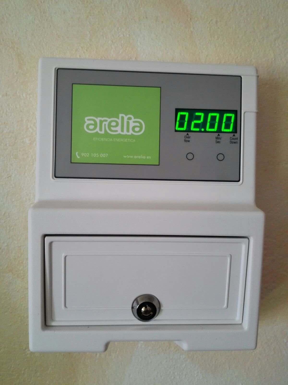 Limitadores de consumo aire acondicionado