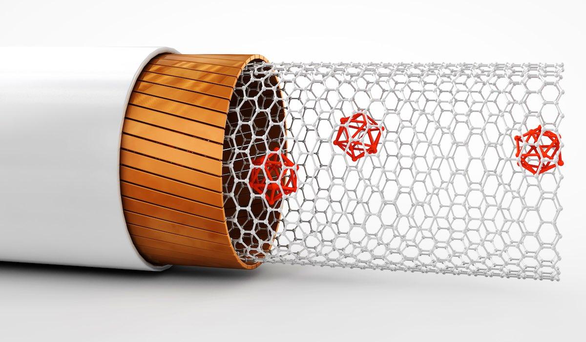 Nanotubos de carbono para baterías de litio más seguras, de carga rápida y hasta 10 veces más capacidad