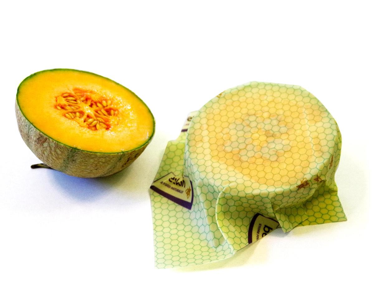 Envoltorios de cera de abeja como alternativa natural y reutilizable al film de plástico y papel de aluminio